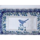 Bunzlau cake vorm 16 cm.  gewelfd *  238- 2084 *
