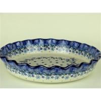 Bunzlau pie / Quiche schaal 26cm. * 636-1944 *