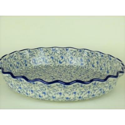 Pie / Quiche schaal 26 cm.  * 636-2506 *