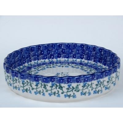 Bunzlau pie / Quiche schaal 19,5 cm.  * 910-1821 *
