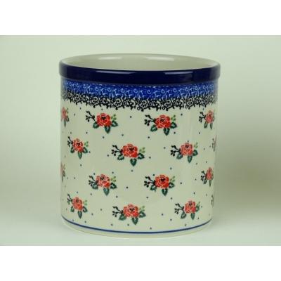 Bunzlau bestek/ kruiden pot 15 cm  * 03 -1525 *
