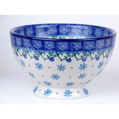 Bunzlau bowls on foot 14 cm * 206- 1830*