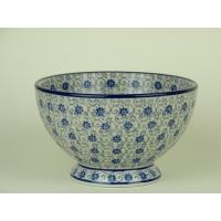 Bunzlau bowl on foot 14 cm *206-2068 *