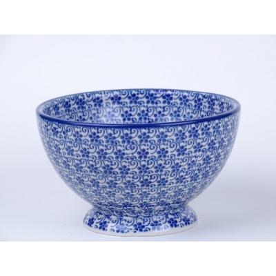 Bunzlau bowls on foot 14 cm * 206-2546 *