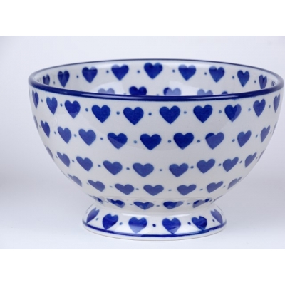 Bowls on foot 14 cm *206-570*