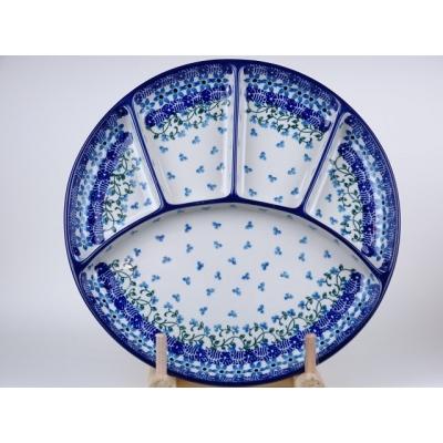 Bunzlau fondue bord 26 cm * 498-1820 *