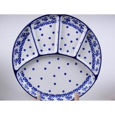 Bunzlau fondue bord 26 cm * 498-2606 *
