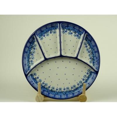 Bunzlau fondue /serveerschaal 21 cm *499/ 1832 *