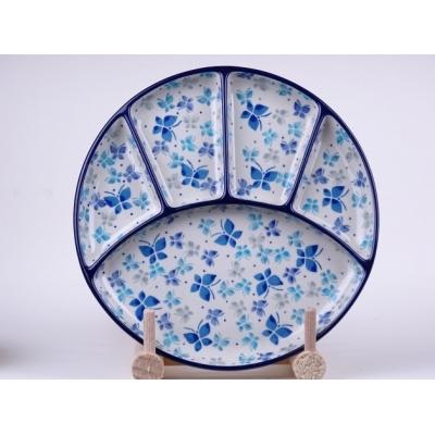 Bunzlau fondue bord 21 cm * 499- 2380 *
