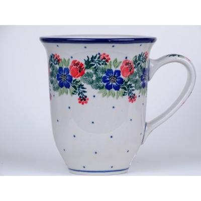 Bunzlau tulp mok 450 ml. *826-1535 *
