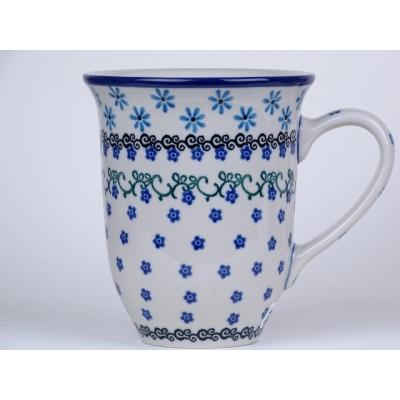 Bunzlau tulp mok 500 ml. *826-1834 *