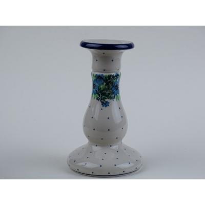 Bunzlau kaarsen standaard 16 cm hoog. * 224-1534 *