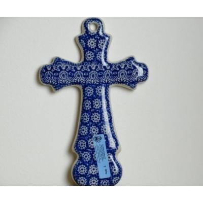 Bunzlau kruis 20 cm * 533-884 *