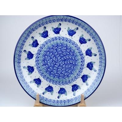 Bunzlau lunch bord 23,5 cm * 266- 2597 *