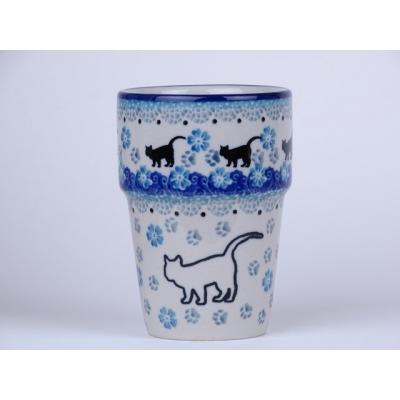 Bunzlau melk beker 240 ml * 071-2154 *