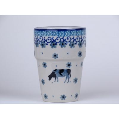 Bunzlau melk beker 240 ml * 071-2603 *