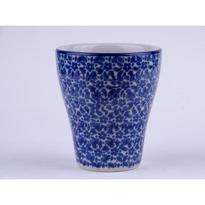 Bunzlau water / melk beker 200 ml. * D19-2396 *