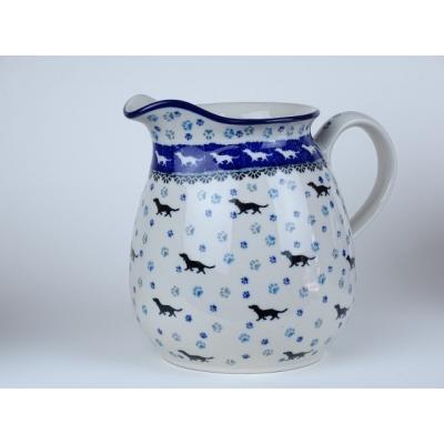 Bunzlau sap/ water/ melk kan 1,5 liter  *077-2151 *