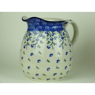 Bunzlau sap/ water/ melk kan * 077-1823 *