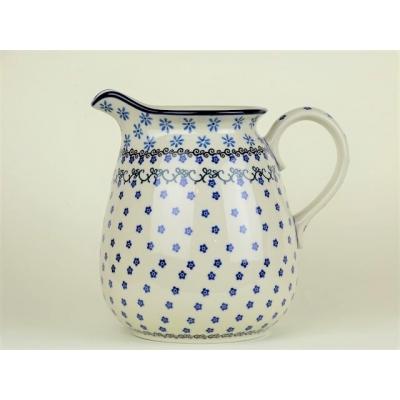 Bunzlau sap/melk kan 2 liter  *082-1834 *