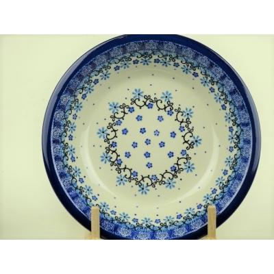 Bunzlau pasta bord 21 cm. * 026-1832 *
