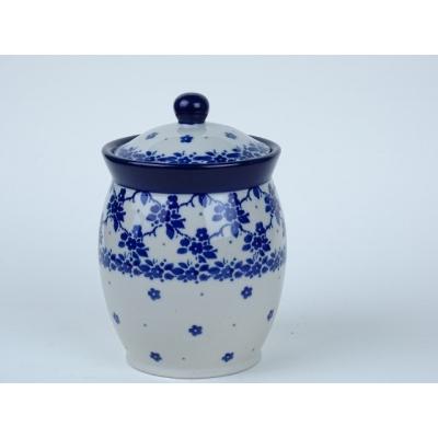Bunzlau voorraad /kruiden pot 14 cm. *105-2606 *