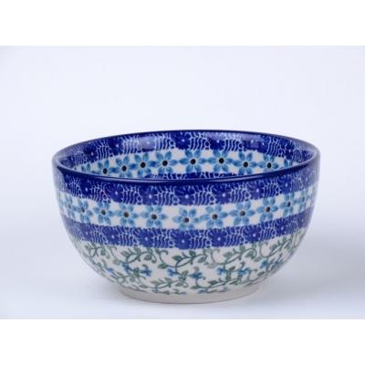 Bunzlau rijst bowl 14 cm *986- 1932 vogel *