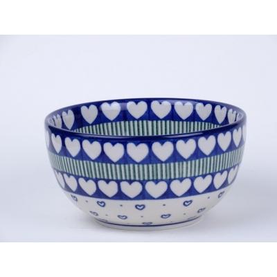 Bunzlau rijst bowl 14 cm *986- 375 NX *