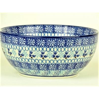 Bunzlau rijst bowl 16 cm. * C38-2185 *