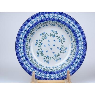 Bunzlau soep bord 23 cm *014-1821 *