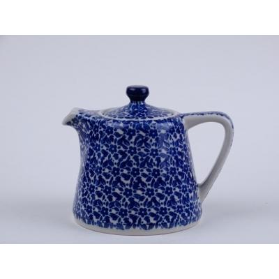 Bunzlau melk / thee kannetje 250 ml. * E58-2396 *