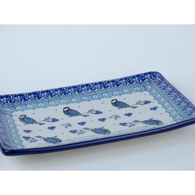 Bunzlau sushi serveerschaal 21 cm * C21-2681 *